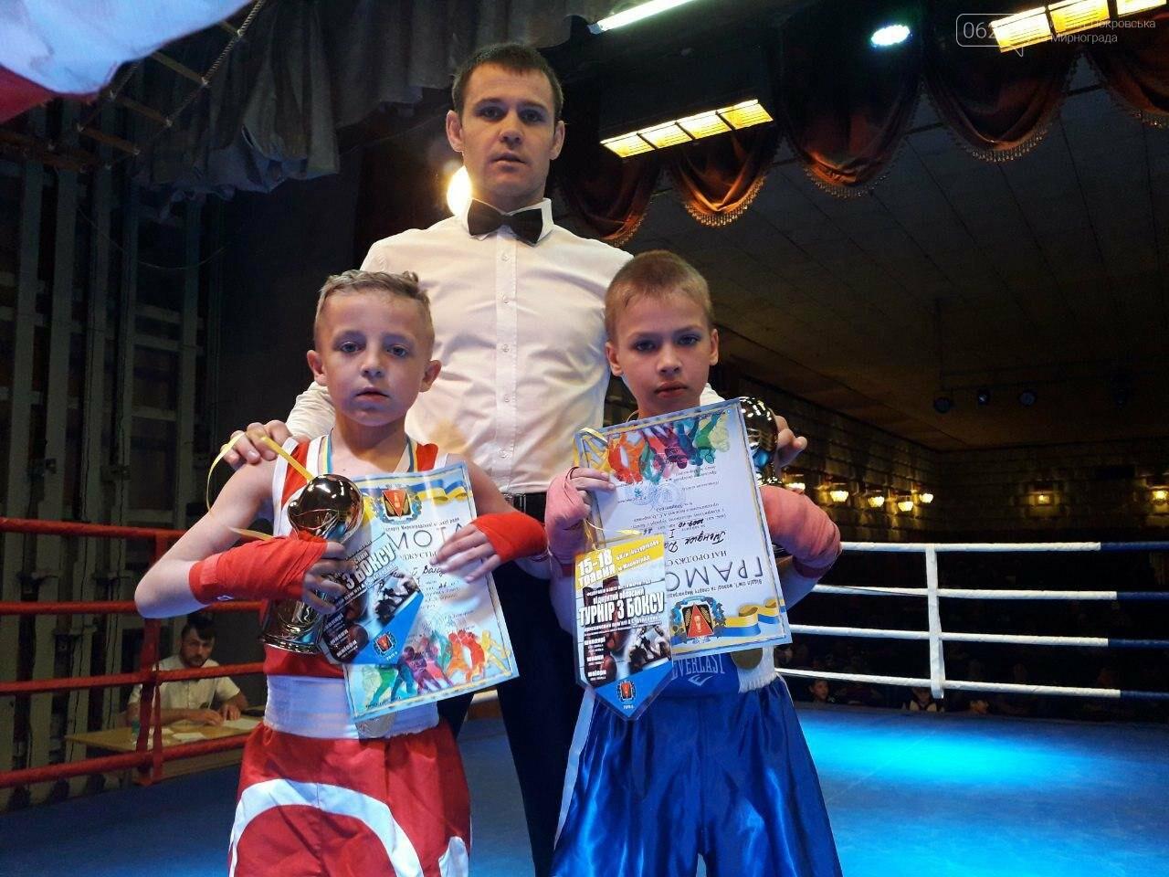 В Мирнограді відбувся відкритий обласний турнір з боксу, присвячений пам'яті Андрія Дударенка, фото-6
