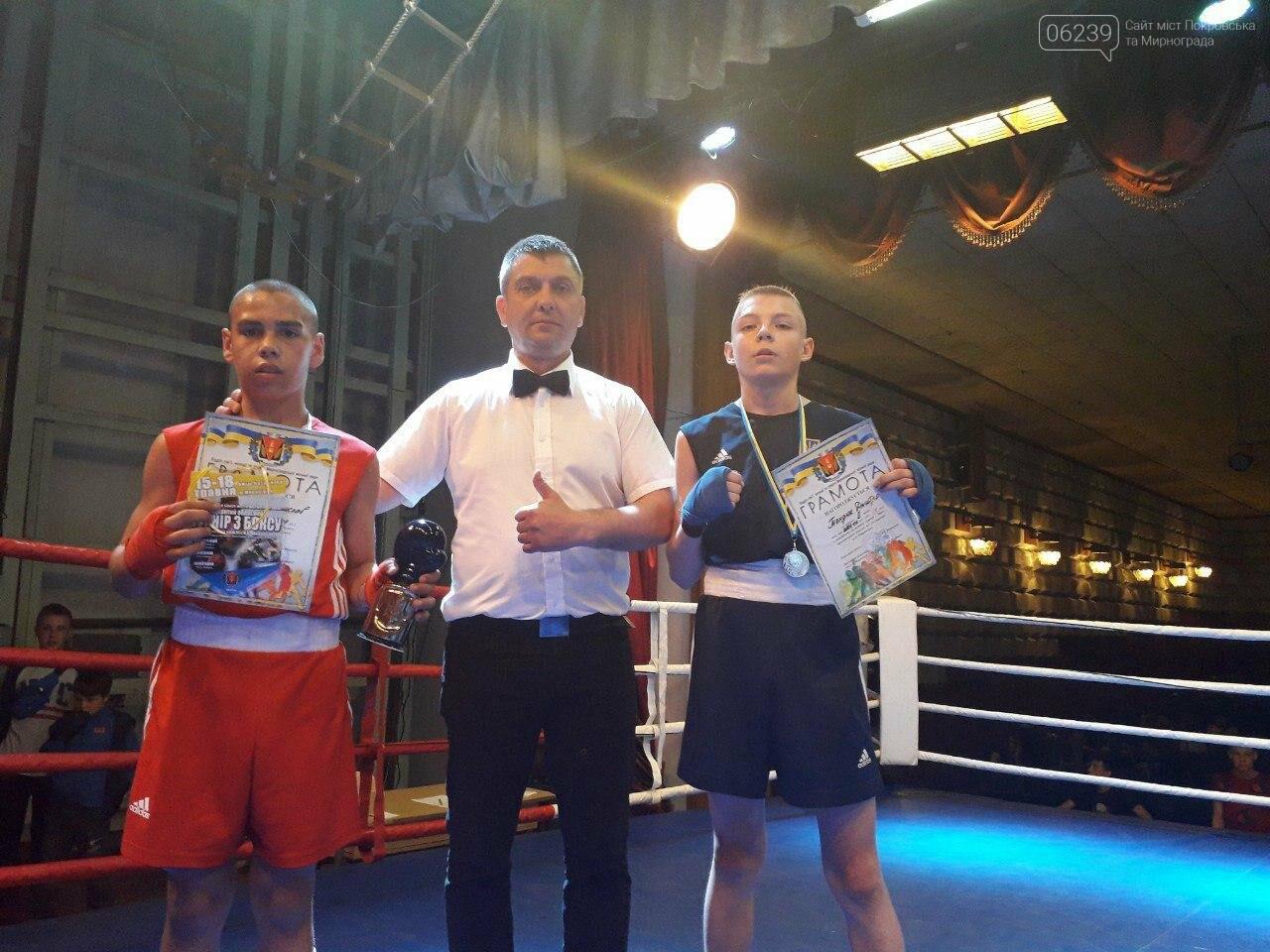 В Мирнограді відбувся відкритий обласний турнір з боксу, присвячений пам'яті Андрія Дударенка, фото-7