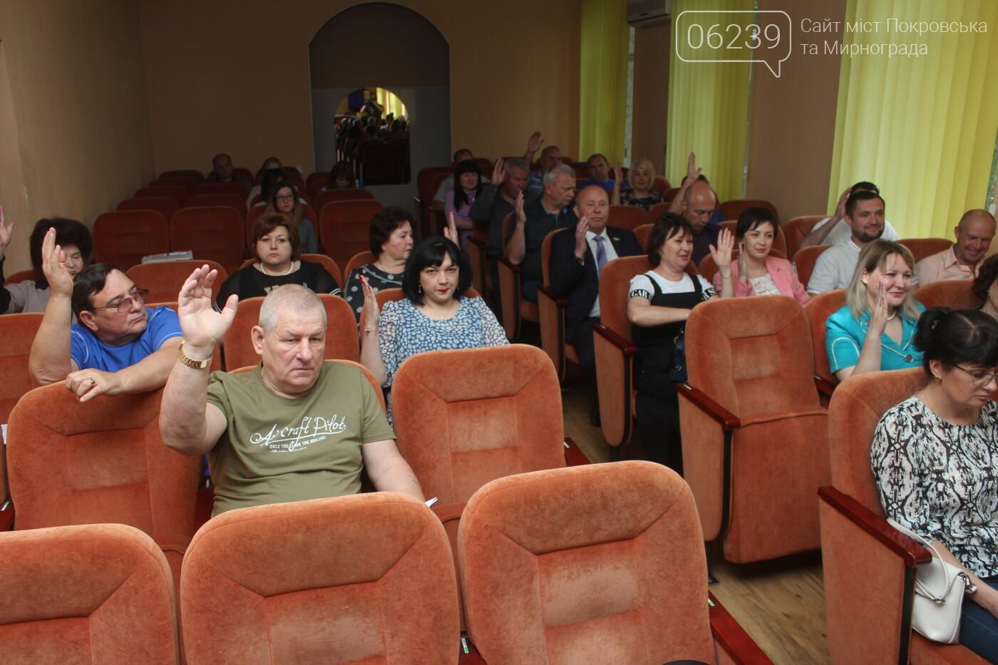 Туристический сбор и ликвидация шахты: в Мирнограде состоялась 60-я сессия горсовета, фото-2
