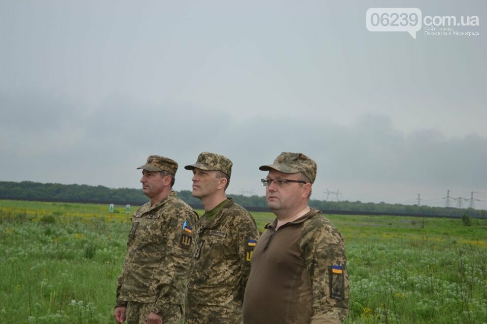 У Покровсько-Ясинуватському ОМВК було проведено єдиний стрілецький день, фото-3