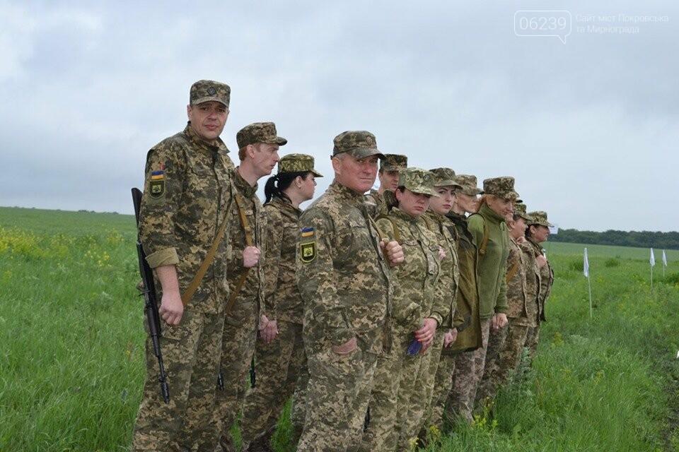 У Покровсько-Ясинуватському ОМВК було проведено єдиний стрілецький день, фото-5