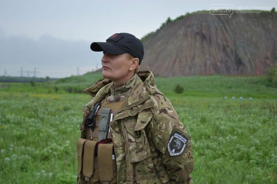 У Покровсько-Ясинуватському ОМВК було проведено єдиний стрілецький день, фото-2