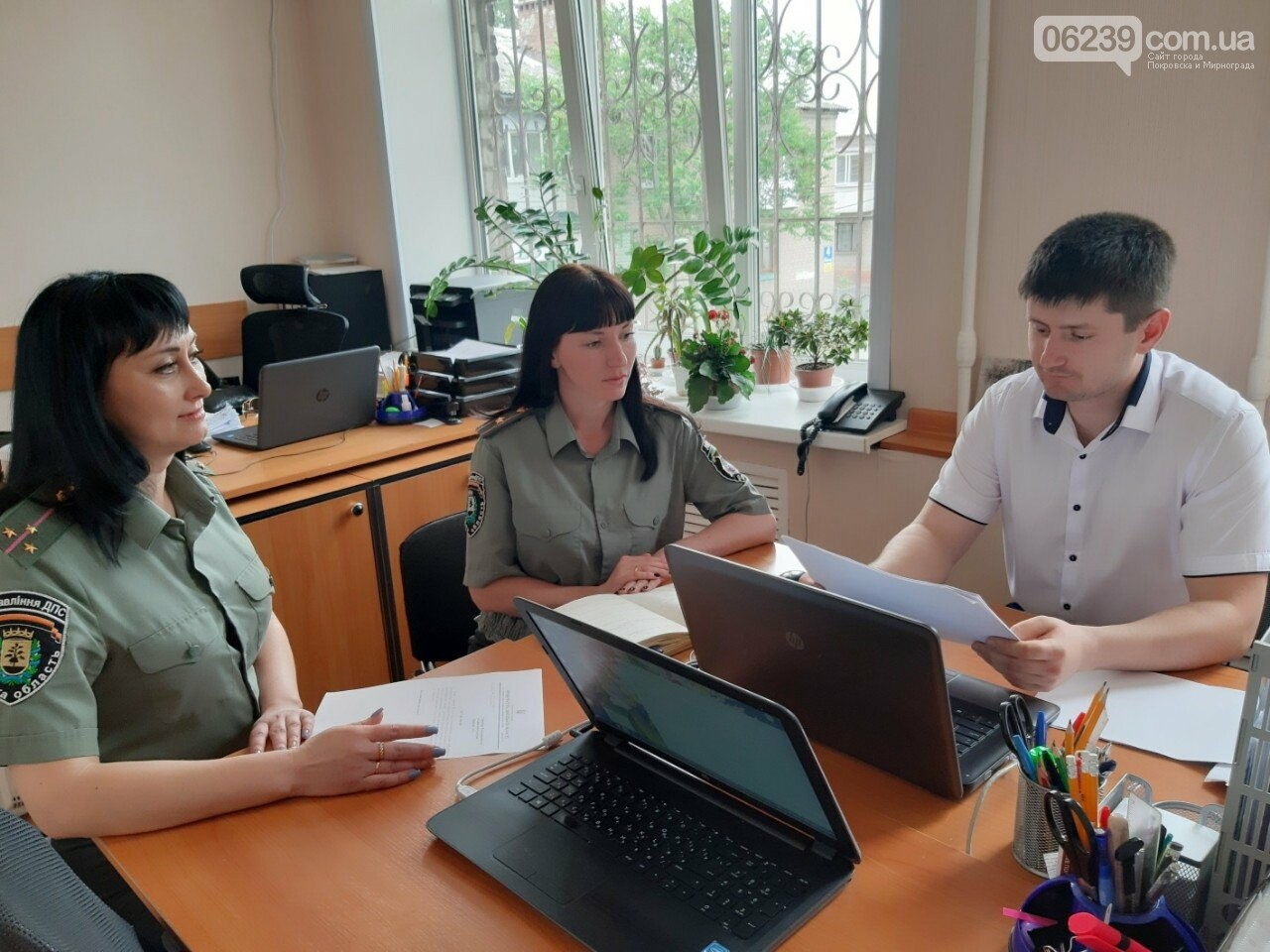 """У Покровську співробітники """"Центра пробації"""" провели робочу зустріч із представниками прокуратури, фото-1"""