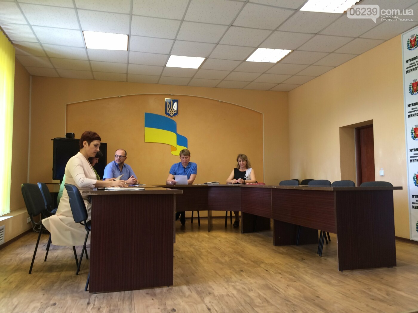 Программа празднования Дня защиты детей в Мирнограде , фото-1