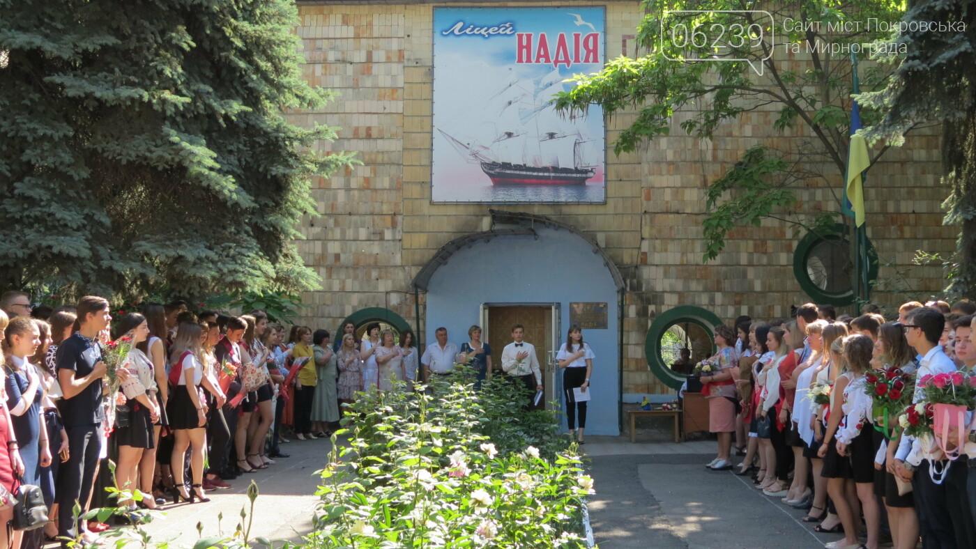 В школах Покровска прозвенели последние звонки( ФОТО), фото-15