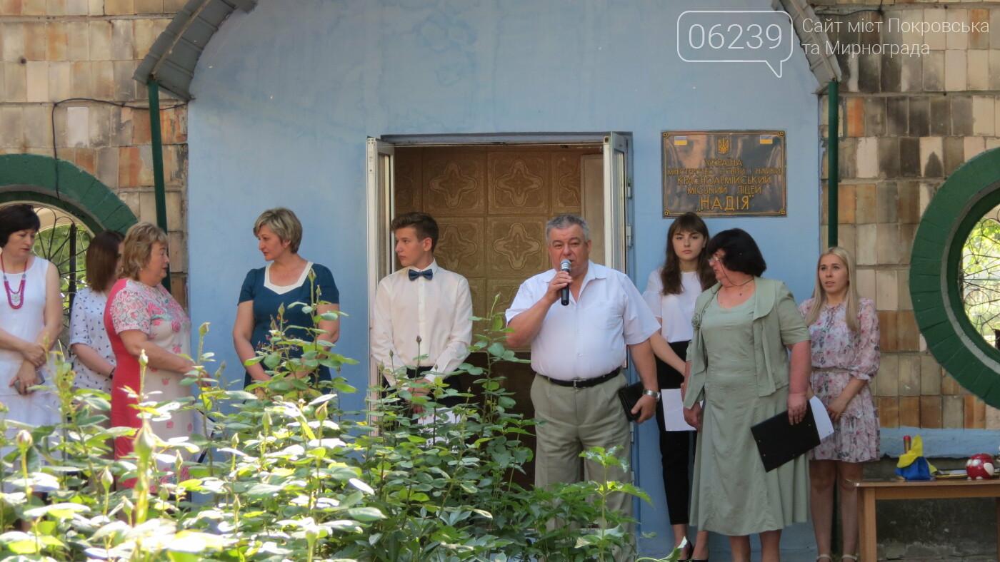 В школах Покровска прозвенели последние звонки( ФОТО), фото-18