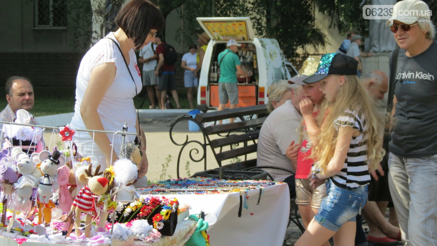 Покровск ярко и зажигательно отмечает День защиты детей, фото-41
