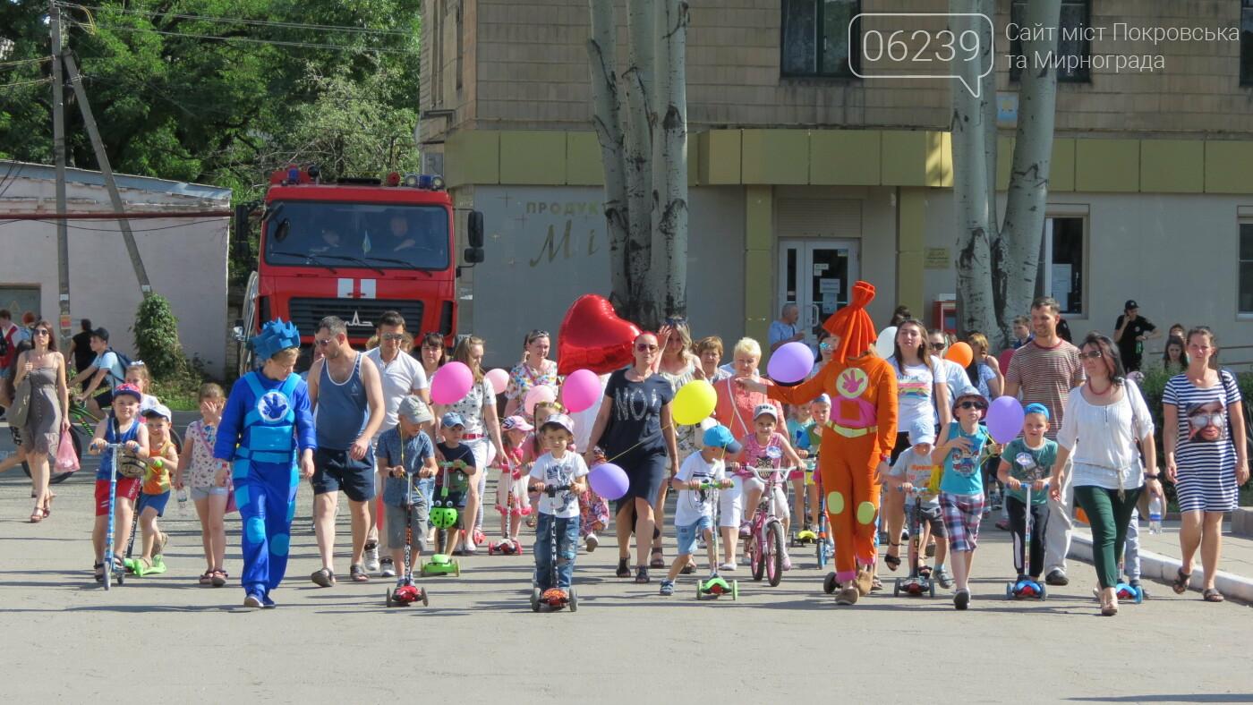 Покровск ярко и зажигательно отмечает День защиты детей, фото-2