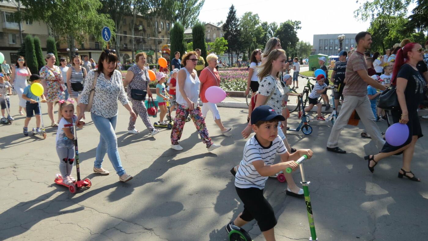 Покровск ярко и зажигательно отмечает День защиты детей, фото-5