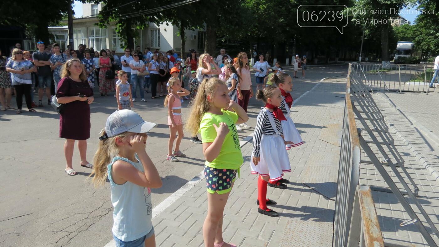 Покровск ярко и зажигательно отмечает День защиты детей, фото-22