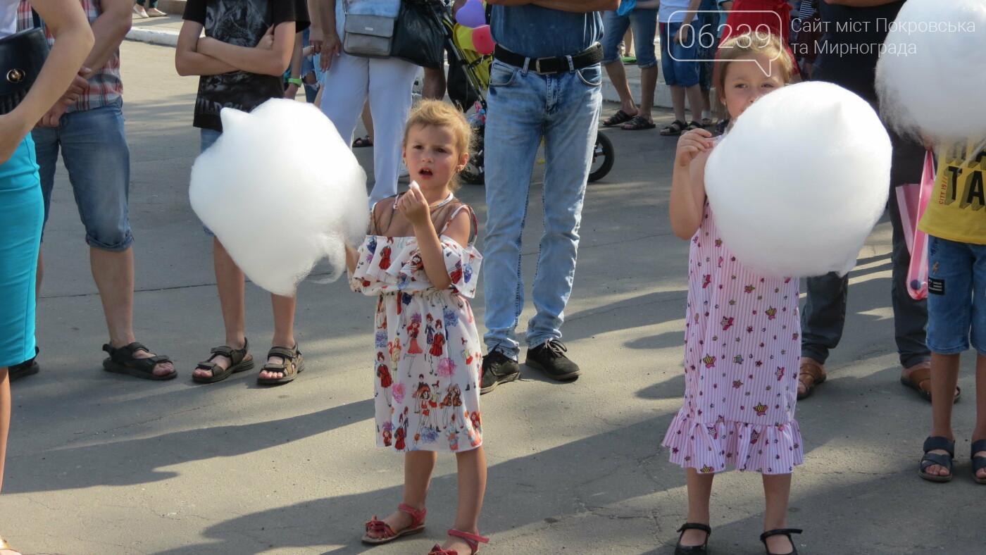 Покровск ярко и зажигательно отмечает День защиты детей, фото-50