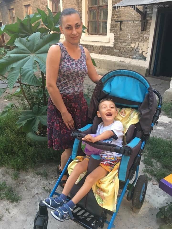 Страдающему ДЦП 4-летнему Даниилу из Родинского нужны деньги на реабилитацию, фото-1