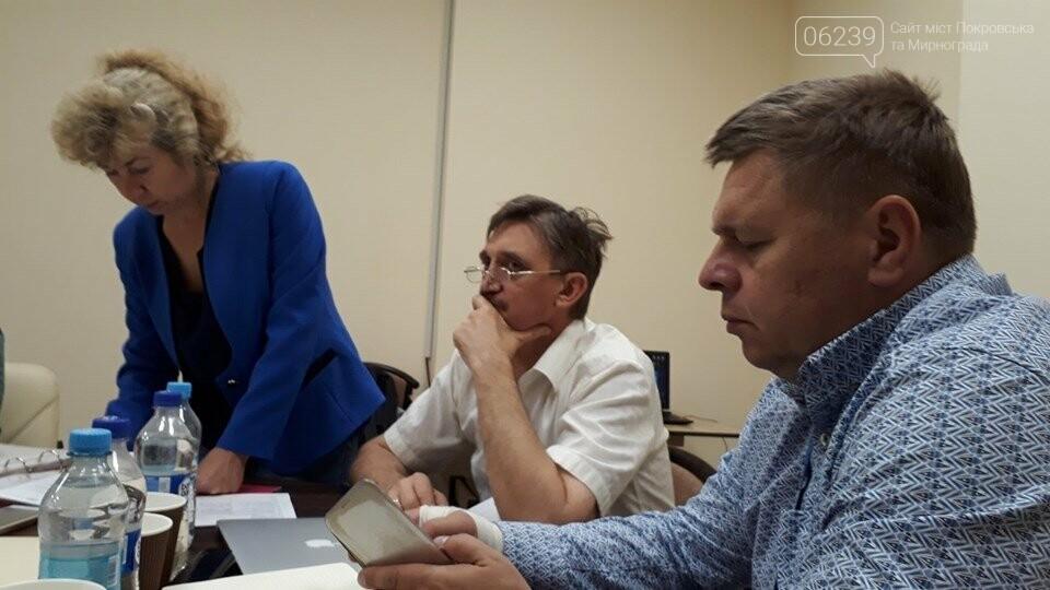 У Покровську відбулося чергове засідання Госпітальної ради Покровського госпітального округу, фото-3