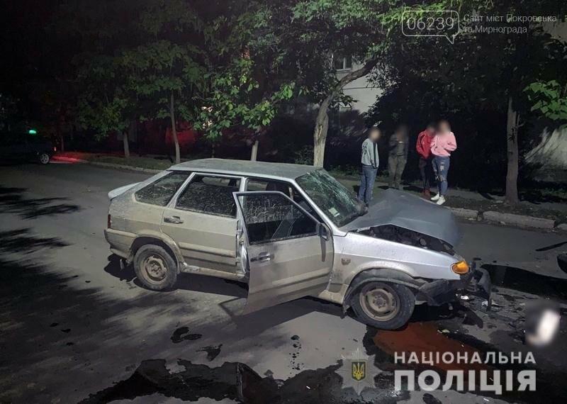 В Мирнограде нетрезвый водитель устроил ДТП: пострадали три человека, фото-1