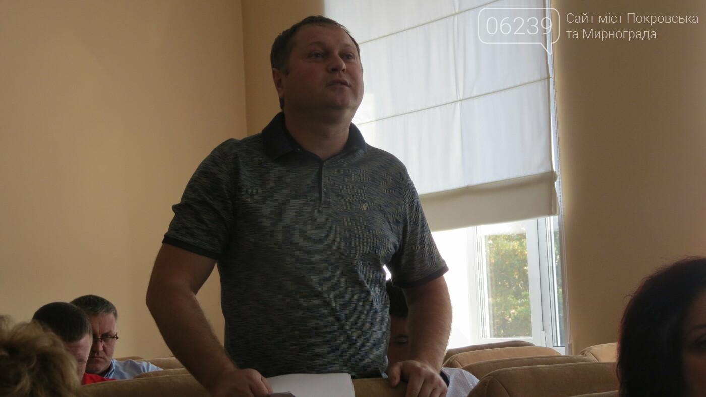 Ещё один депутат Покровского горсовета заявил о выходе из фракции «Возрождение», фото-1