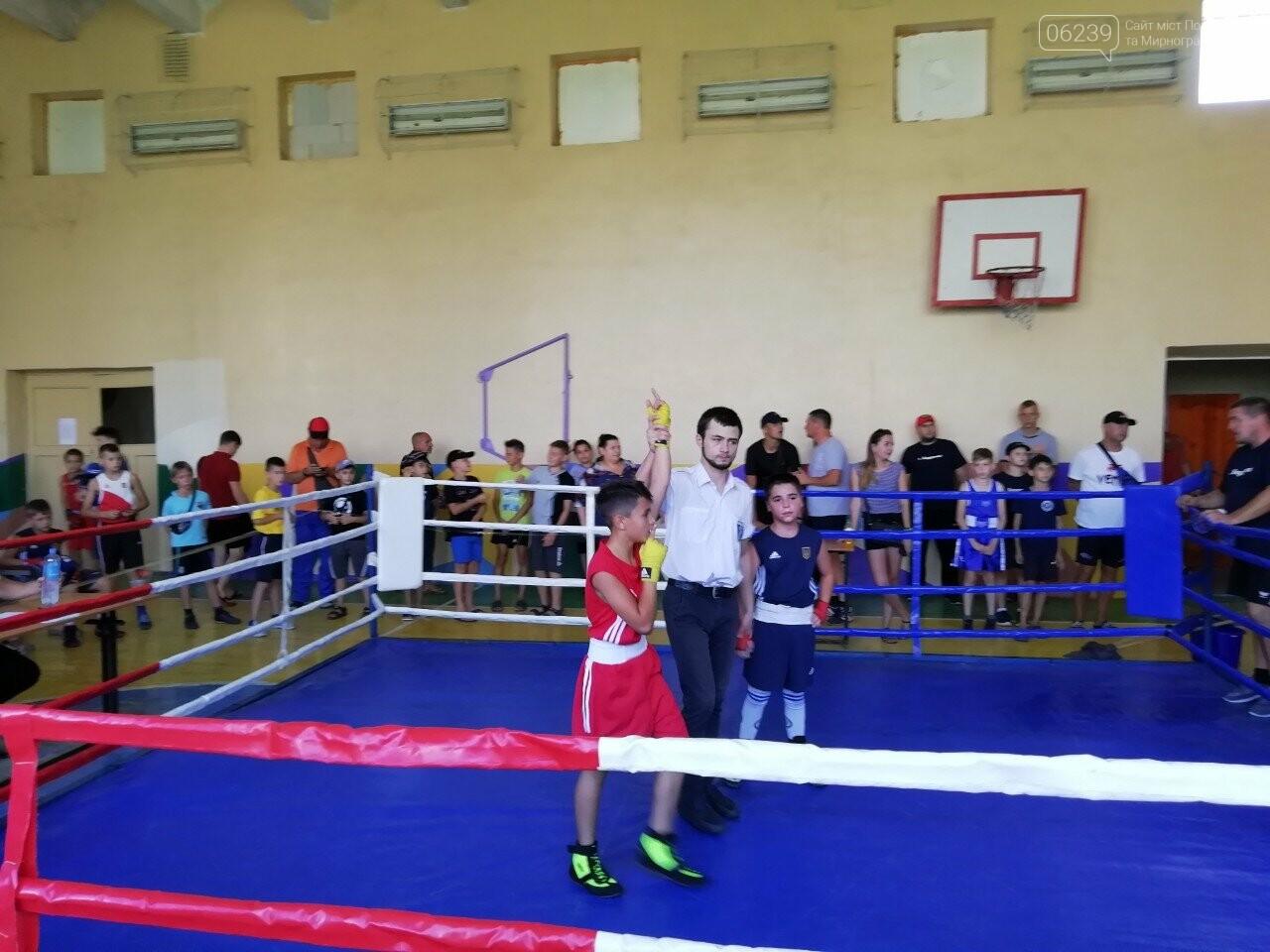 Покровські боксери завоювали золото на Всеукраїнському турнірі у Бердянську, фото-1