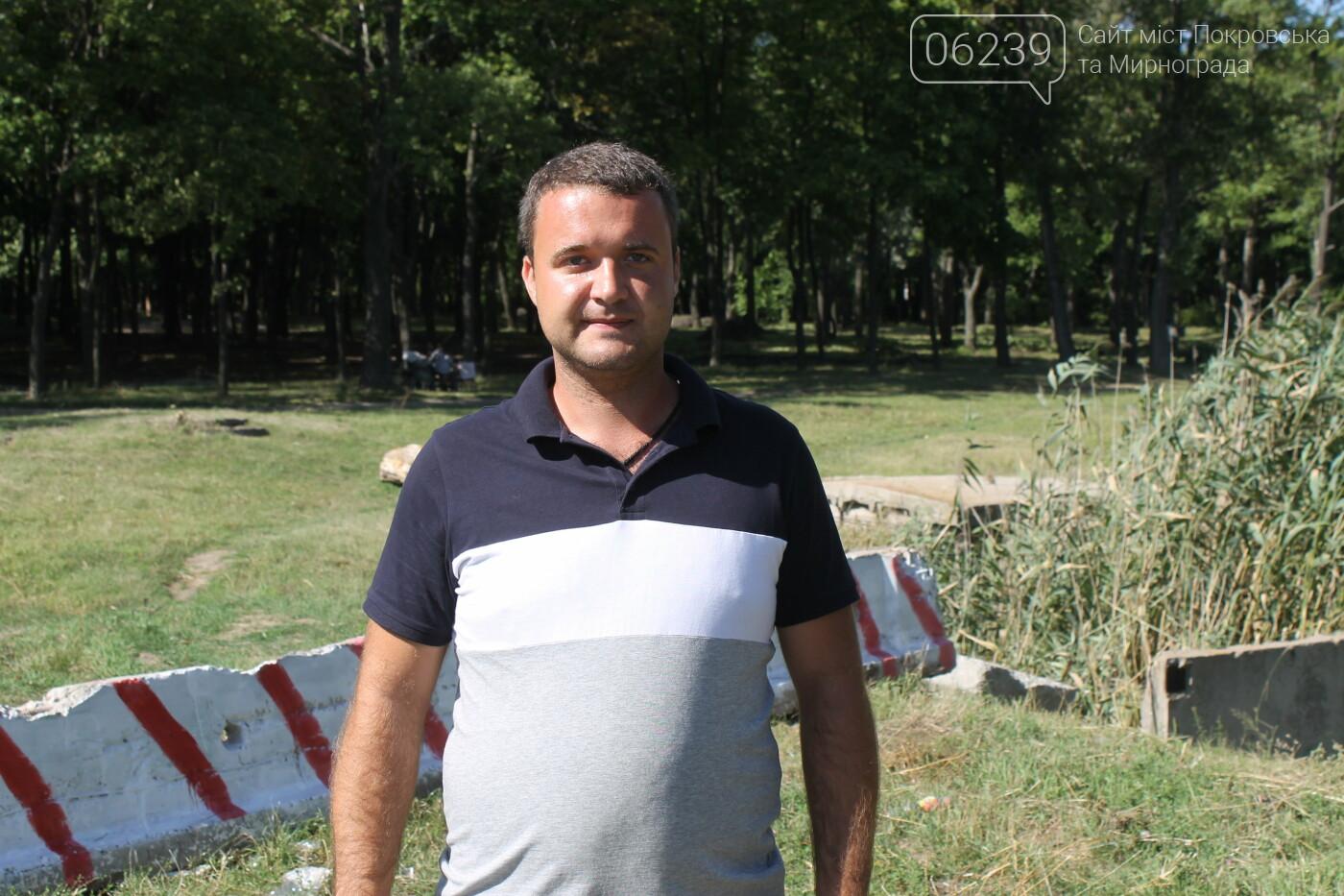 Чистота и порядок Покровска в надежных руках ФОП «Машир», фото-14