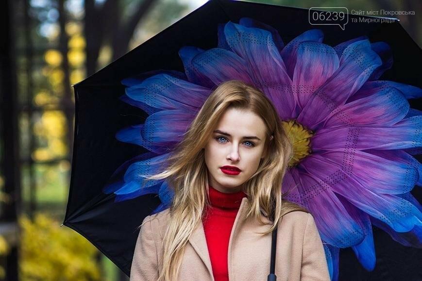 Up-brella - уникальный зонт, который приковывает взгляды прохожих , фото-2