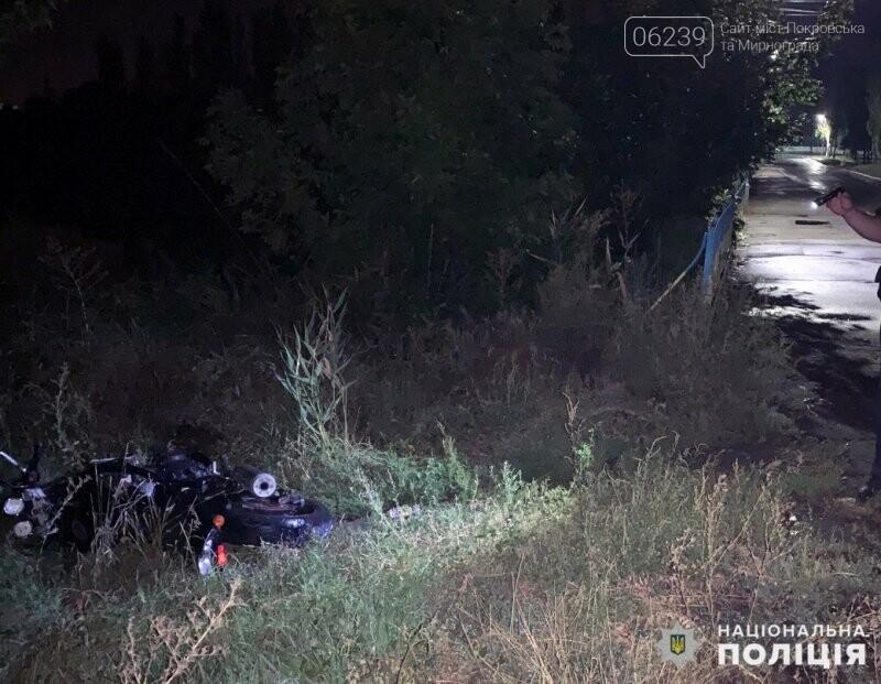 В Мирнограде произошло ДТП: пострадал мотоциклист и его пассажир, фото-1