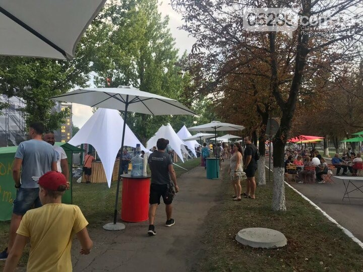 В Покровске на стадионе Юность началось празднование Дня шахтёра, фото-12
