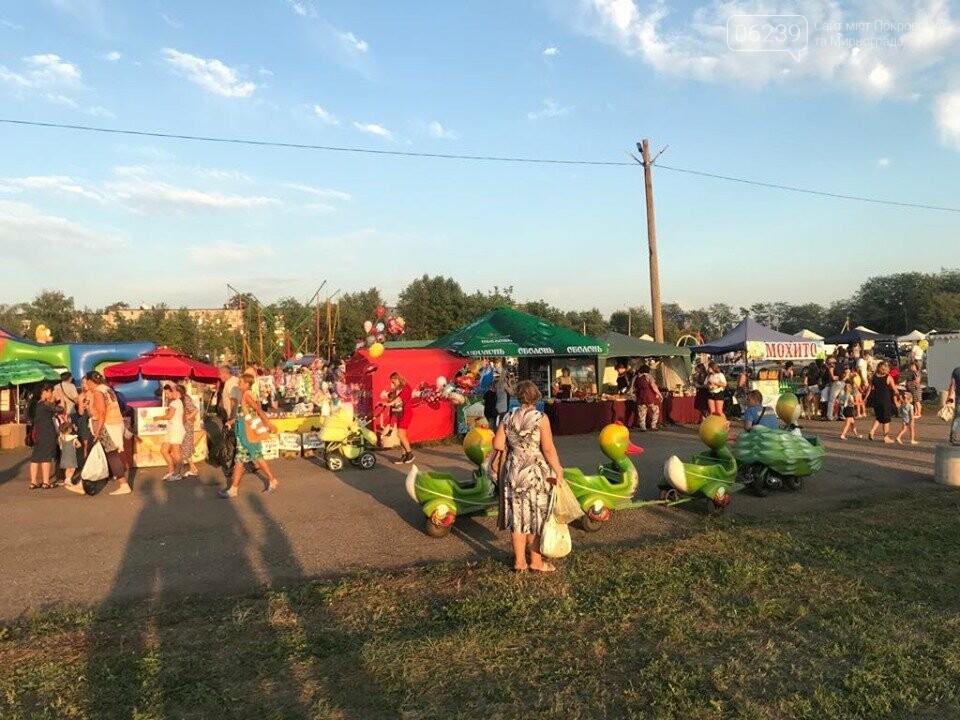 В Покровске уже начались мероприятия, посвященные Дню независимости Украины, фото-1