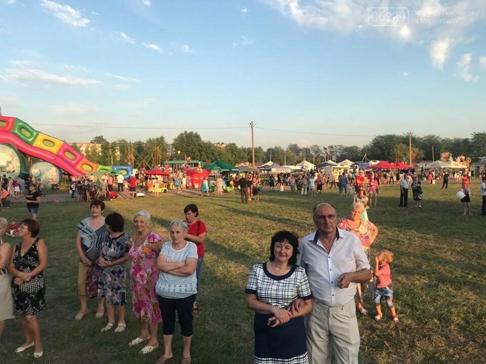 В Покровске уже начались мероприятия, посвященные Дню независимости Украины, фото-4