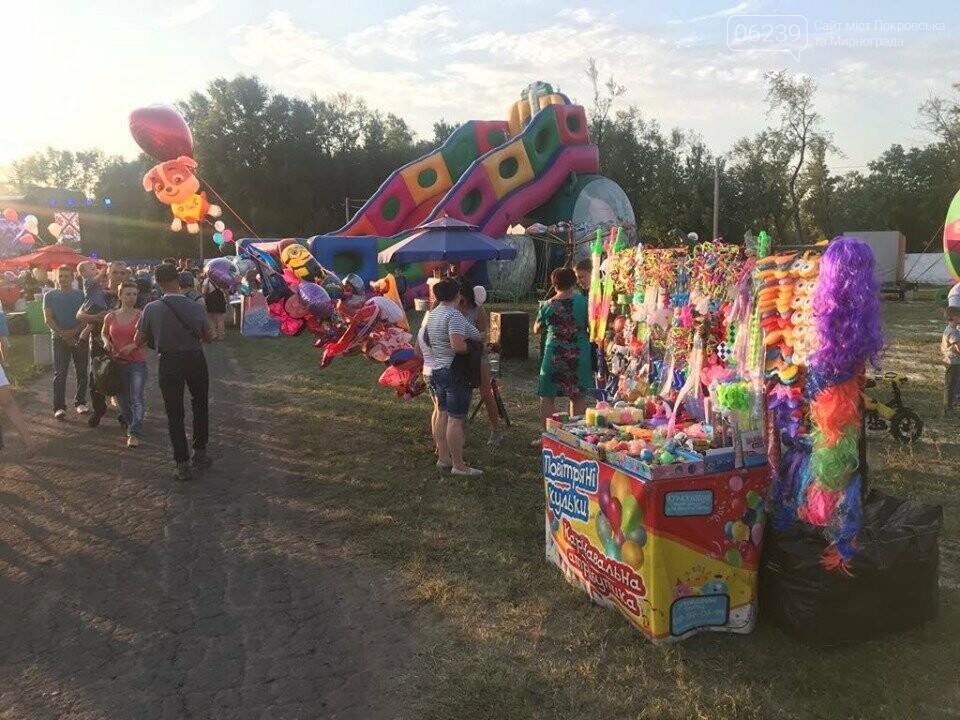 В Покровске уже начались мероприятия, посвященные Дню независимости Украины, фото-5