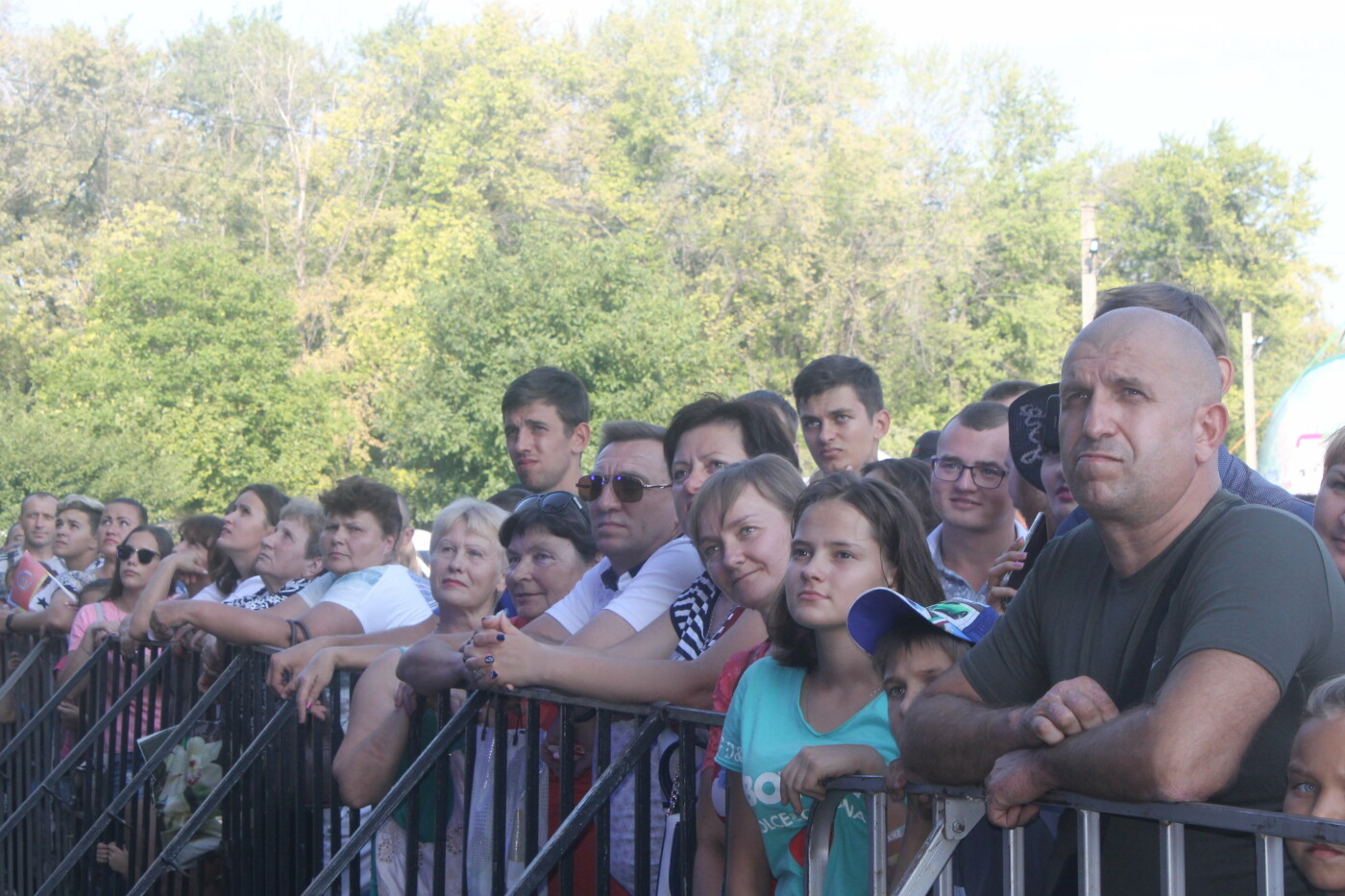 """Традиционное """"Караоке на майдане"""" в Покровске подарило горожанам хорошее настроение, море песен и улыбок, фото-26"""