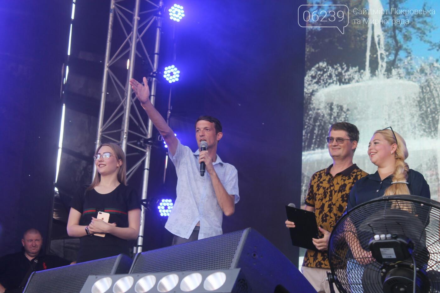 """Традиционное """"Караоке на майдане"""" в Покровске подарило горожанам хорошее настроение, море песен и улыбок, фото-9"""