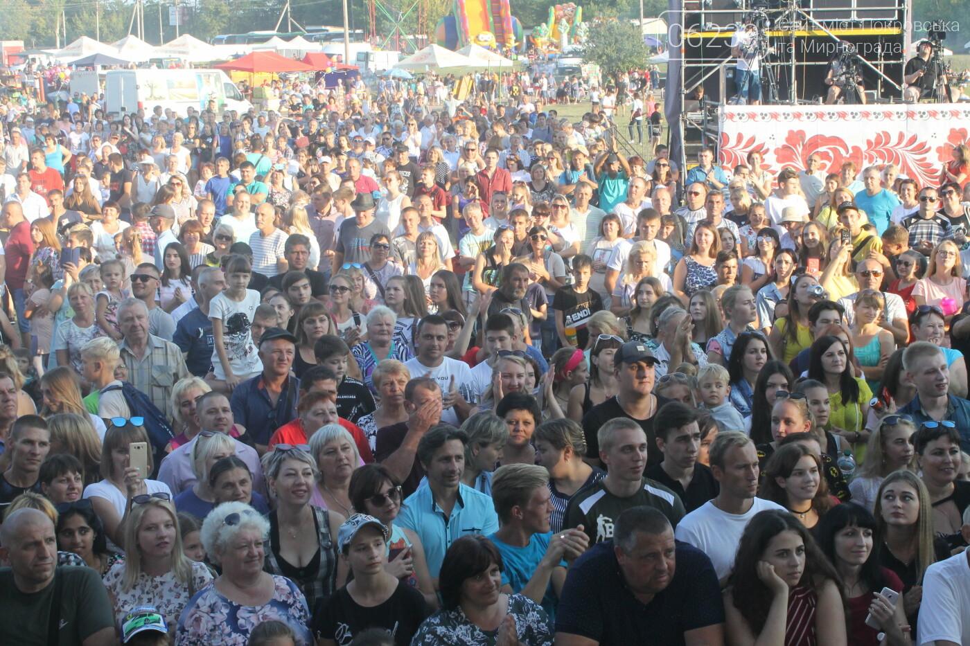 """Традиционное """"Караоке на майдане"""" в Покровске подарило горожанам хорошее настроение, море песен и улыбок, фото-24"""