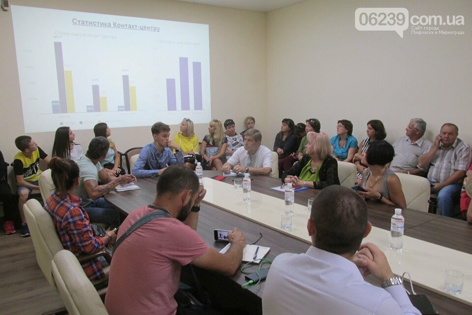 Відтепер кожен житель Покровська може брати участь у вирішенні найважливіших питань міста лише в один клік, фото-1