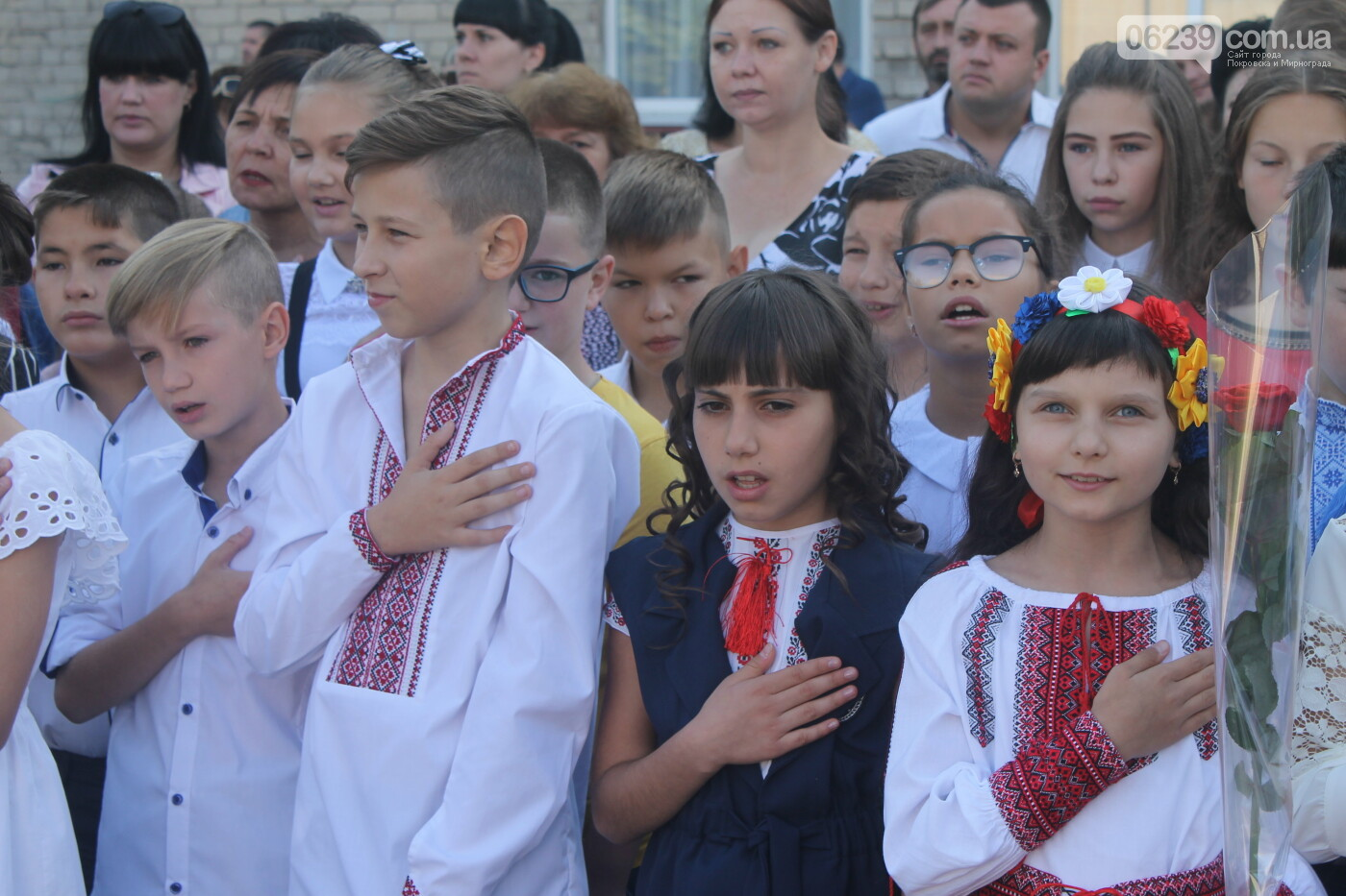 Праздник Первого звонка состоялся во всех учебных заведениях Родинского, фото-21