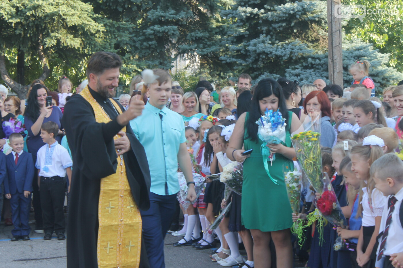 Праздник Первого звонка состоялся во всех учебных заведениях Родинского, фото-26