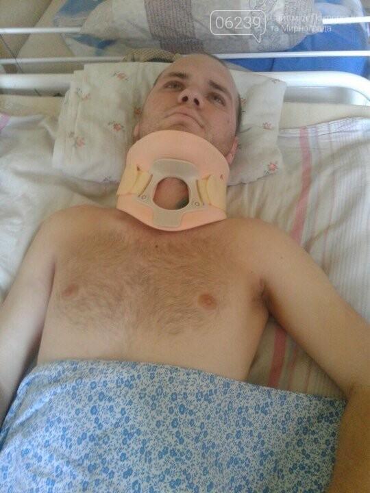Пострадавший в ДТП житель Доброполья нуждается в помощи, фото-3