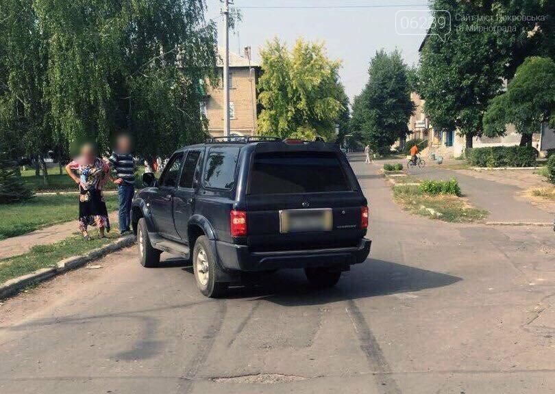 В Родинском внедорожник сбил женщину на велосипеде (ФОТО), фото-2
