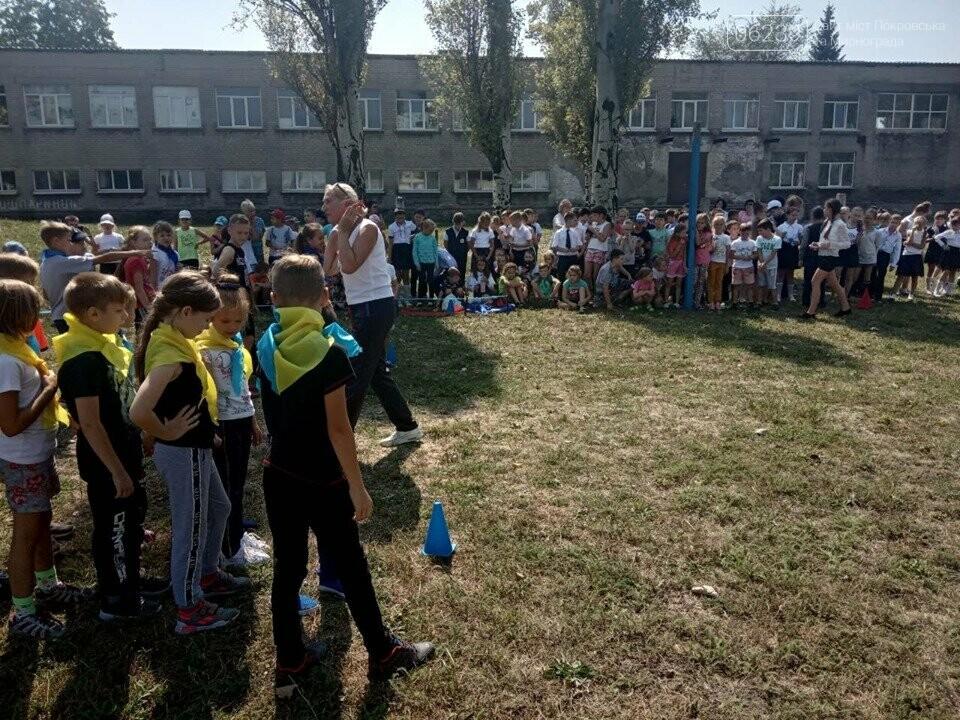 В школах Мирнограда стартовала олимпийская неделя , фото-3