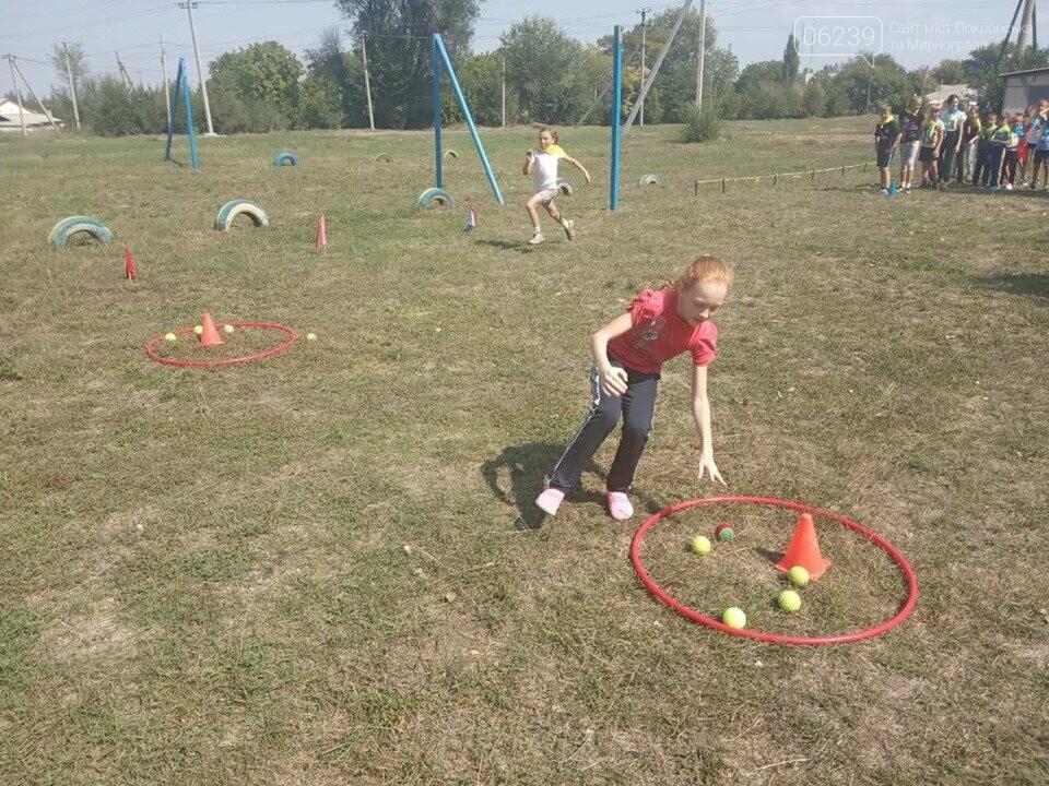 В школах Мирнограда стартовала олимпийская неделя , фото-5
