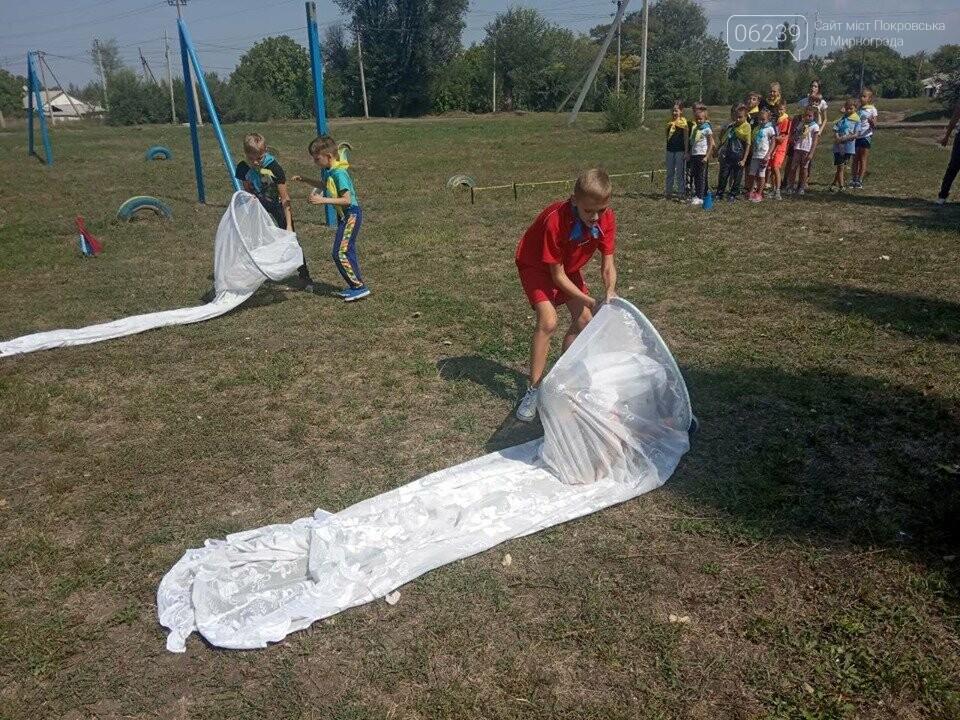 В школах Мирнограда стартовала олимпийская неделя , фото-6