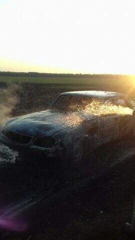 Утренний пожар: в Покровском районе сгорел автомобиль (ФОТО), фото-4