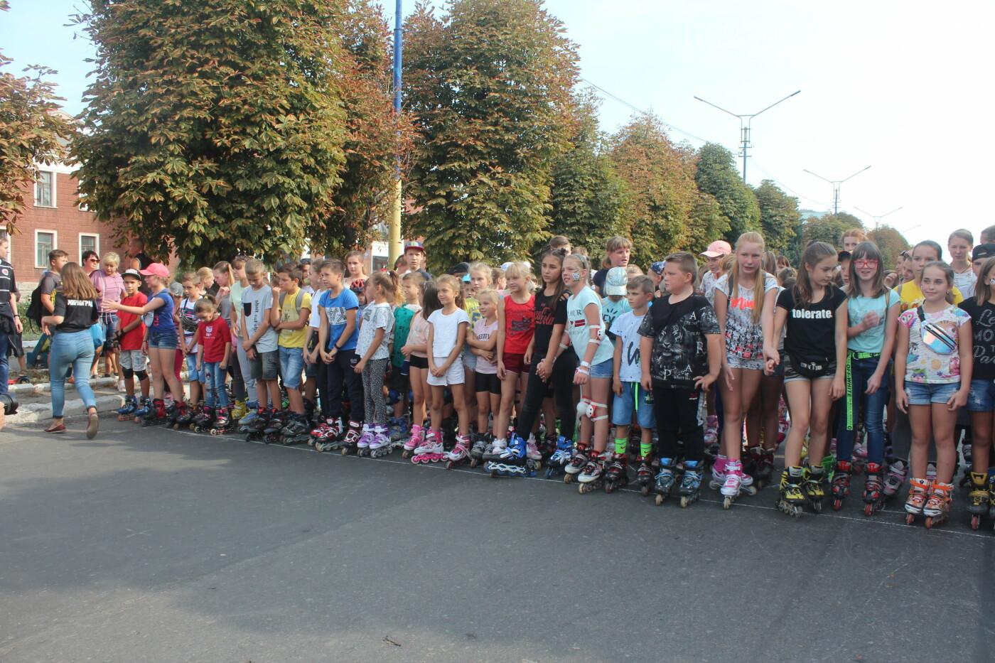«Ролерфест» и соревнования: в Мирнограде отметили День физкультуры и спорта , фото-10