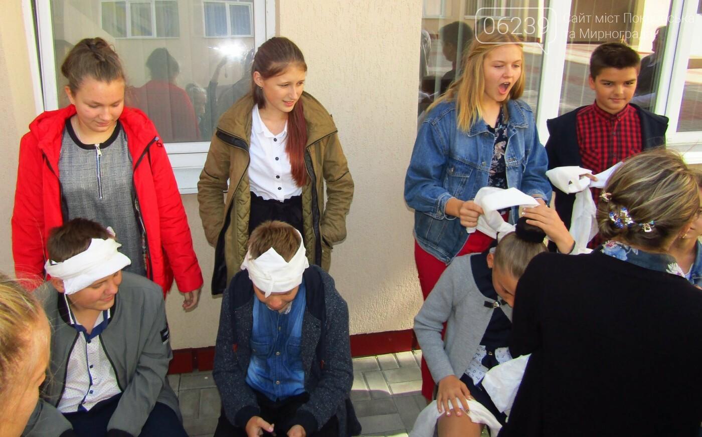 В Мирнограді влаштували профорієнтаційний пікнік, фото-3