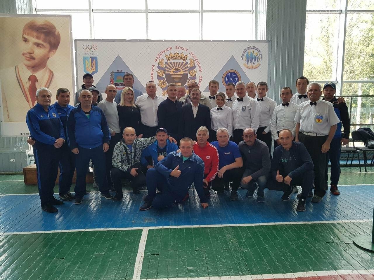 Покровські боксери захищали честь міста на Чемпіонаті області з боксу, фото-4