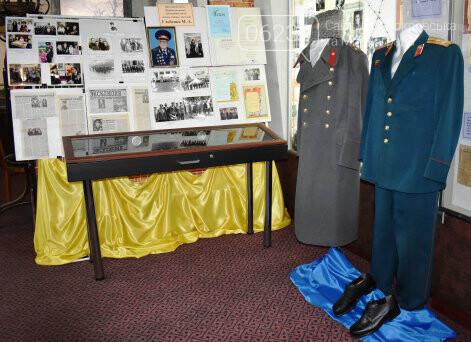 У Покровську музей запрошує всіх бажаючих відвідати виставку до 99-річчя почесного громадянина міста, фото-2