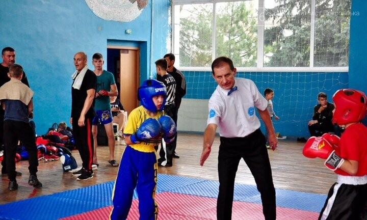 Спортсмены из Мирнограда успешно выступили на Кубке Донецкой области по кикбоксингу WAKO, фото-1