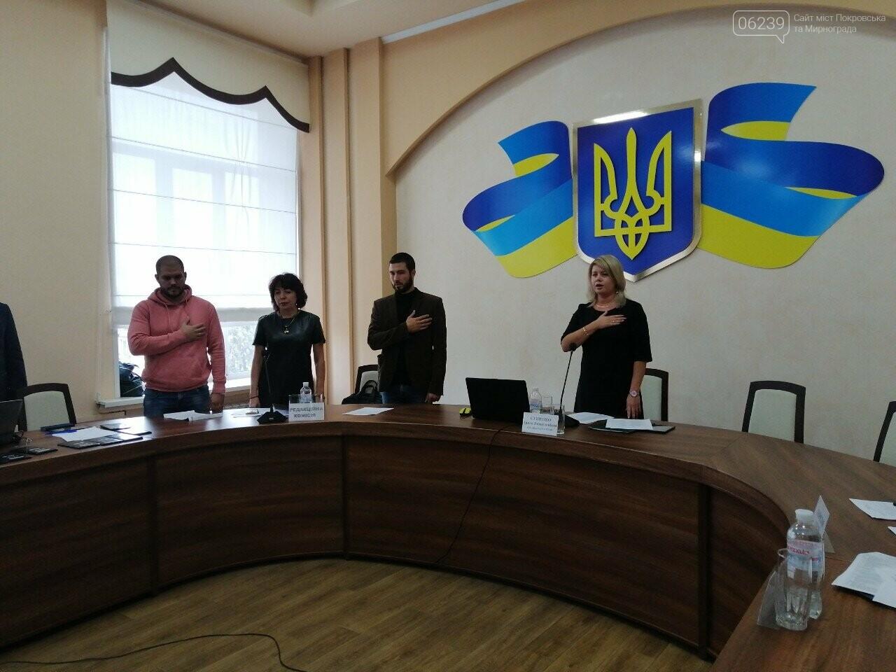 Депутаты Покровска не хотят слушать доклады: основные и земельные вопросы рассмотрены двумя блоками, фото-6