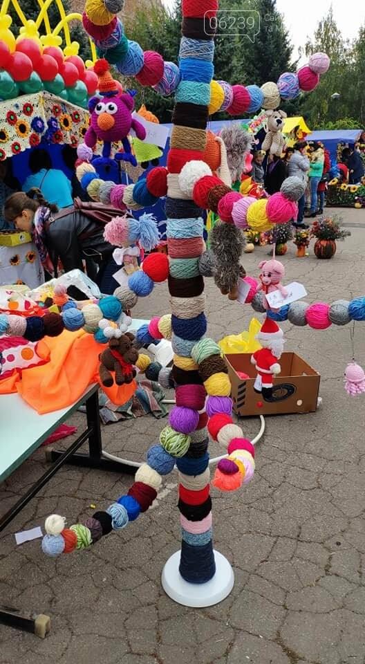 Традиційний вересневий ярмарок «Мирноградська осінь» вже став візитівкою Мирнограду, фото-6