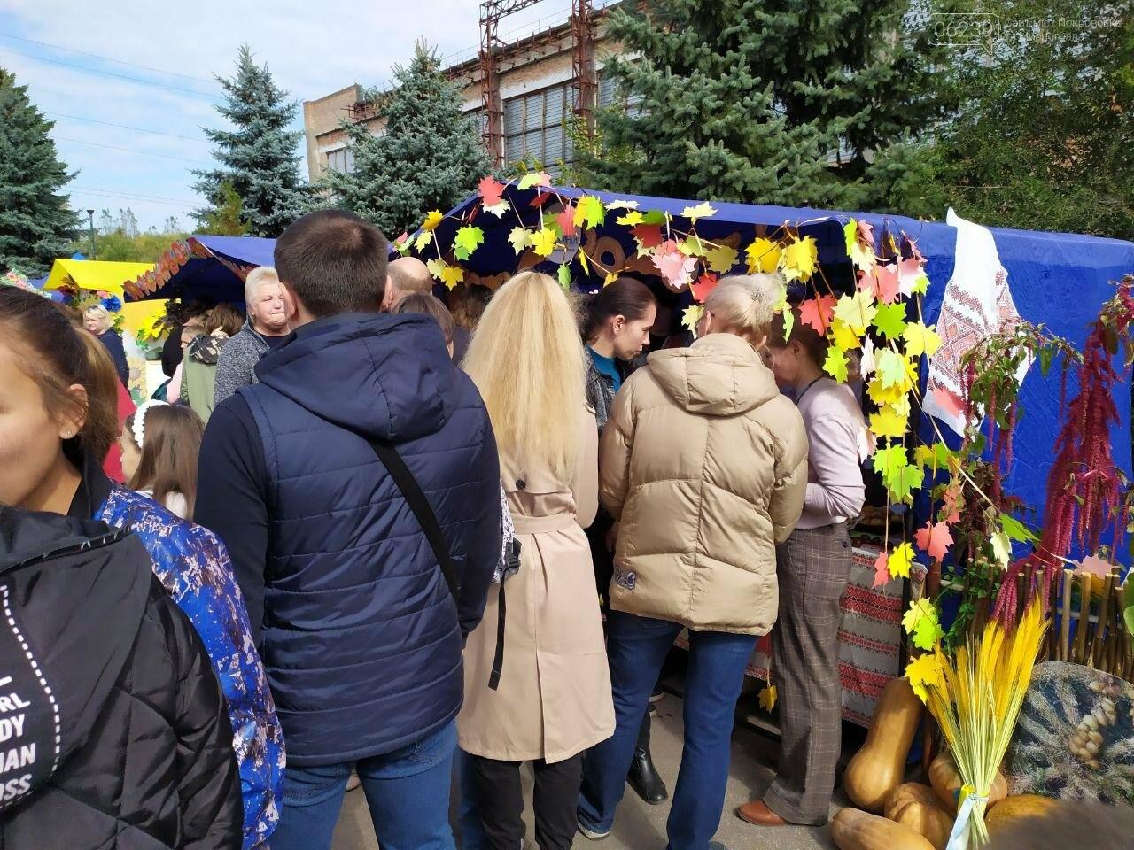 На выходных в Мирнограде состоялся яркий и масштабный праздник «Мирноградская осень» - фотоотчет , фото-4