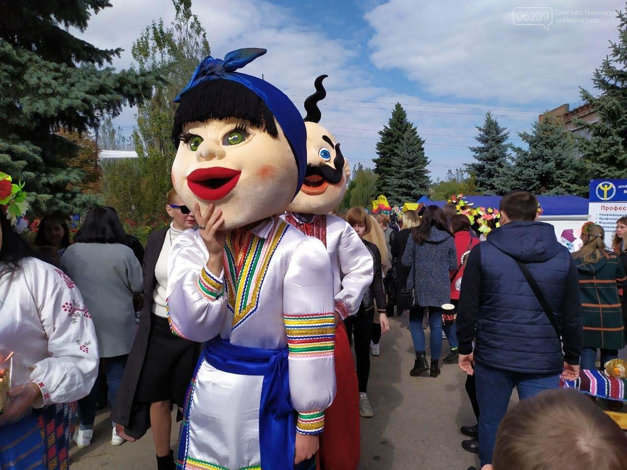 На выходных в Мирнограде состоялся яркий и масштабный праздник «Мирноградская осень» - фотоотчет , фото-5