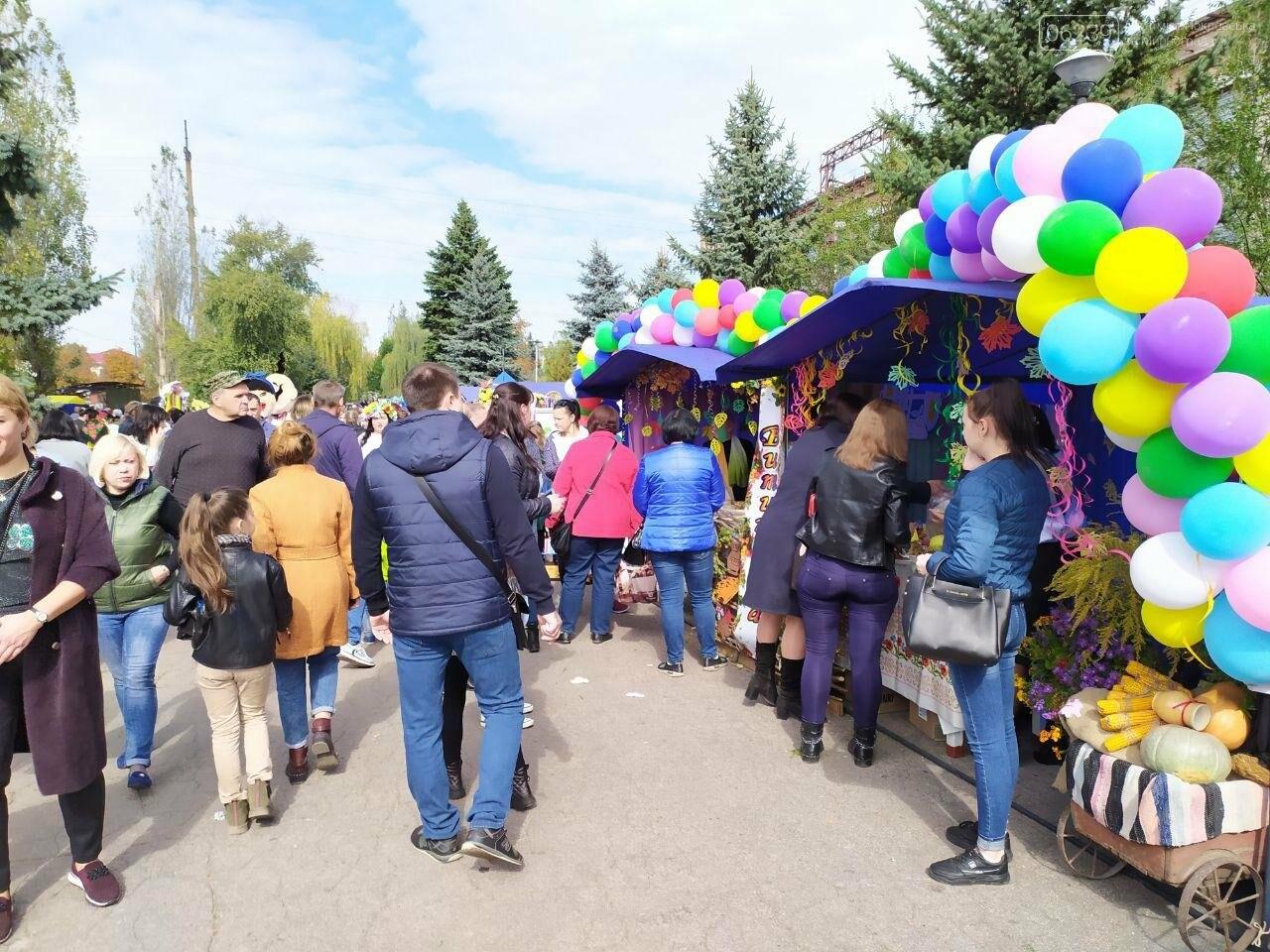 На выходных в Мирнограде состоялся яркий и масштабный праздник «Мирноградская осень» - фотоотчет , фото-6