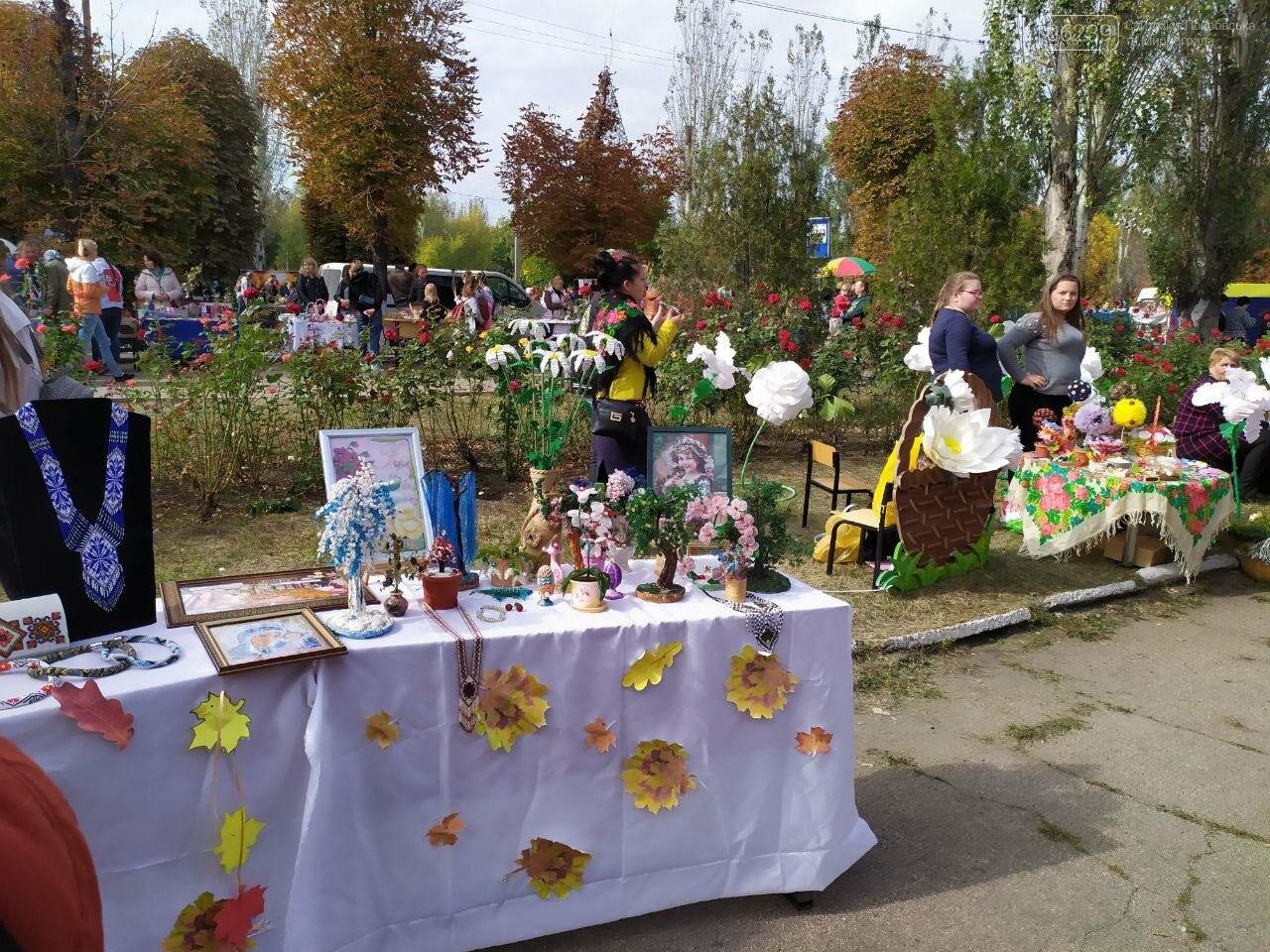 На выходных в Мирнограде состоялся яркий и масштабный праздник «Мирноградская осень» - фотоотчет , фото-7